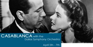'Casablanca' – Live At The Meyerson Symphony Center