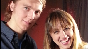 Video Interview…'Ruby Sparks' Writer/Stars Zoe Kazan and Paul Dano