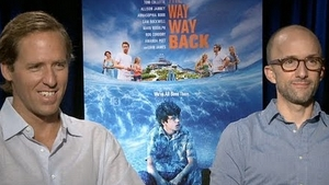 Interview…'The Way, Way Back' Writers/Directors Nat Faxon and Jim Rash