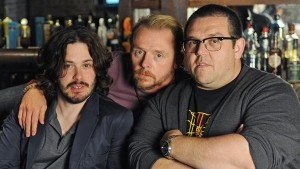 Video Interview…Edgar Wright, Simon Pegg and Nick Frost Discuss 'The World's End'