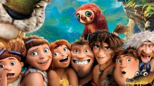 CONTEST CLOSED – Win A Copy of DreamWorks Animation's 'The Croods' Blu-ray/DVD Combo Pack