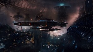 Sweet Trailer…'Jupiter Ascending'