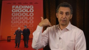 [USA Film Fest Interview]…'Fading Gigolo' Writer/Director/Star John Turturro