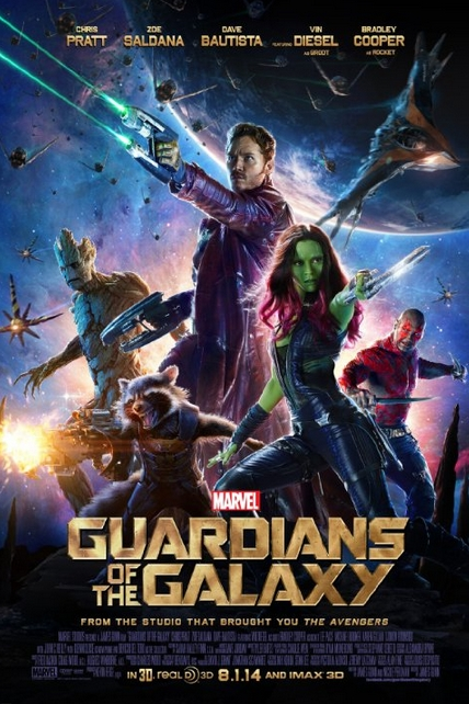 Guardians of the Galaxy Theatrical