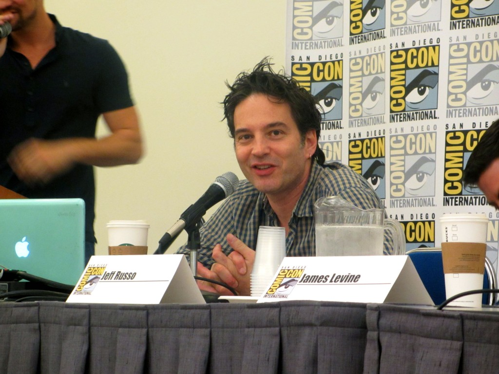 Jeff Russo Comic Con 2014