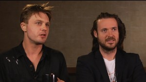 Video Interview…'I Origins' Actor Michael Pitt and Writer/Director Mike Cahill