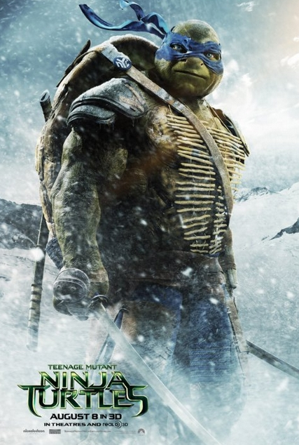 Teenage Mutant Ninja Turtles_Theatrical Leo