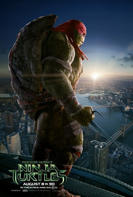 Teenage Mutant Ninja Turtles_Theatrical Raph