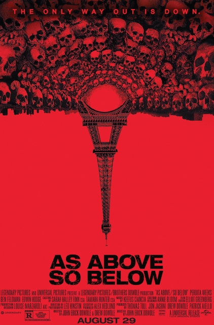 As Above So Below Theatrical