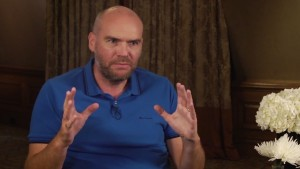 Video Interview…'Calvary' Writer/Director John Michael McDonagh