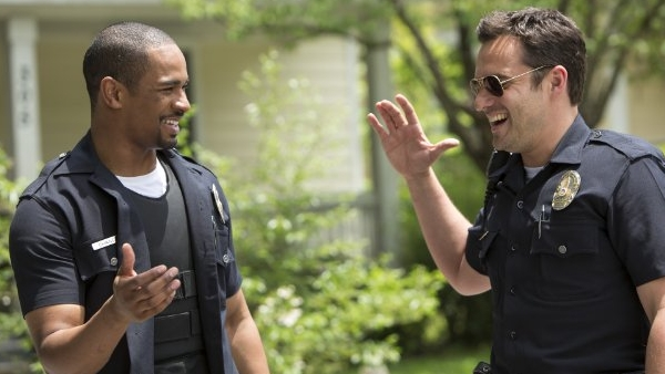 Let's Be Cops Header