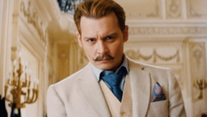 Sweet Trailer…'Mortdecai'