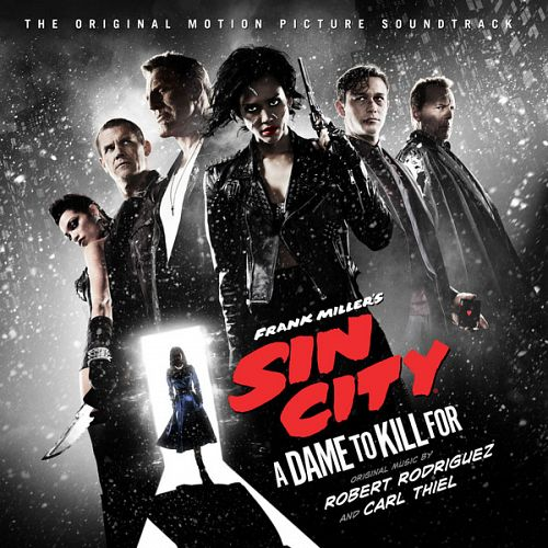 Sin City_A Dame to Kill For OST