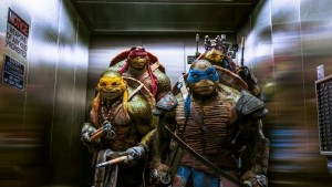 G-S-T Review…Teenage Mutant Ninja Turtles