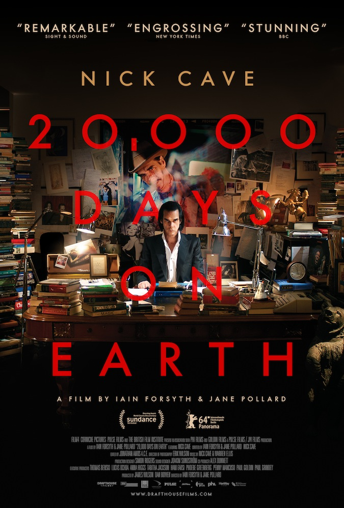20000 Days on Earth Theatrical