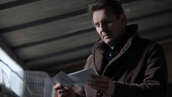 A Walk Among the Tombstones Header