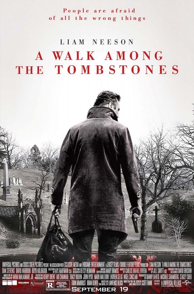 A Walk Among the Tombstones Theatrical