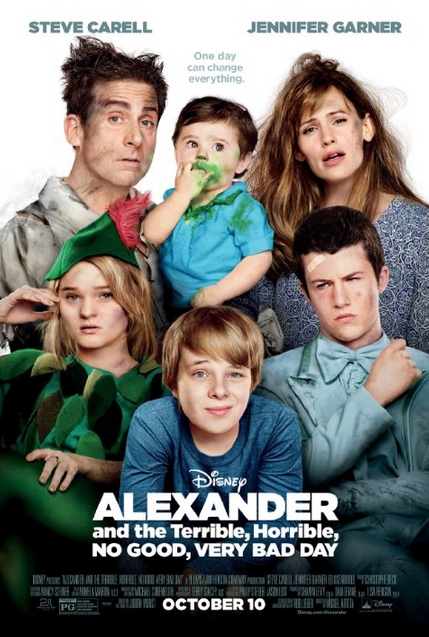 Alexander and the Terrible Horrible No Good Very Bad Day Theatrical