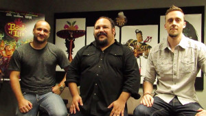 Exclusive: Video Interview…'The Book of Life' Creative Team – Jorge R. Gutierrez, Paul Sullivan and Augusto Schillaci