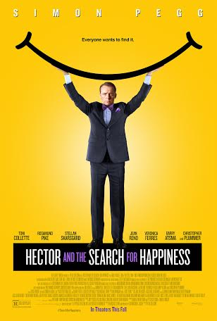 Hector and the Search for Happiness Theatrical