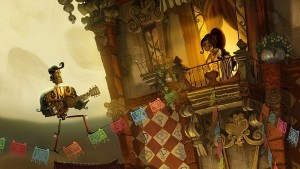 Exclusive: Director Jorge R. Gutierrez, Composer Gustavo Santaolalla, and Reel FX Creative Team Explain Story, Music and Mexican Heritage in 'The Book of Life'