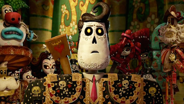 The Book of Life - still-2014