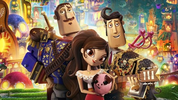 The Book of Life_Characters