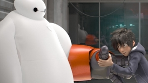 Off the Shelf…'Big Hero 6′