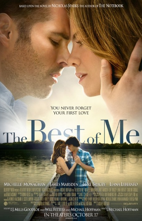 The Best of Me Theatrical