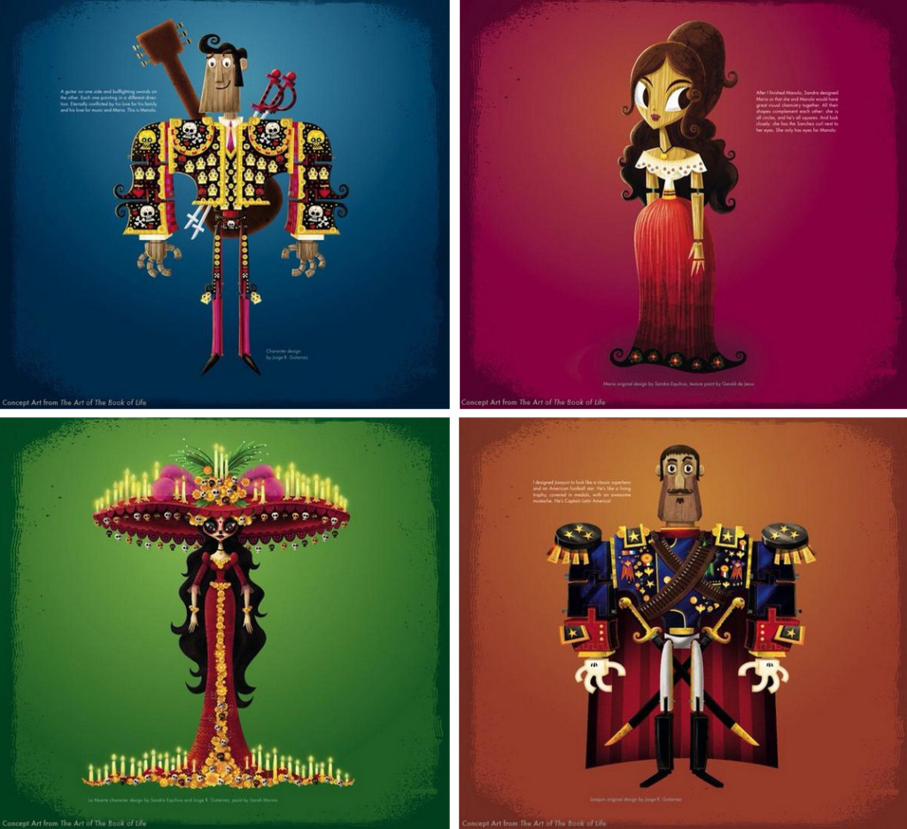 The Book of Life_Concept Artwork