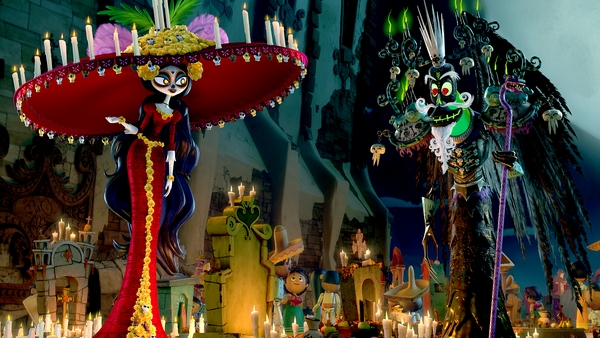 The Book of Life_La Muerta