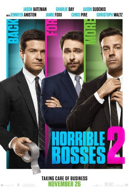 Horrible Bosses 2 Theatrical