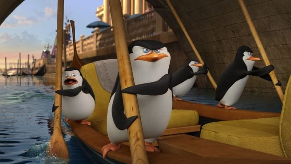 Penguins of Madagascar Header