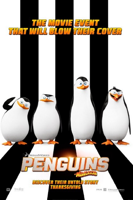 Penguins of Madagascar Theatrical