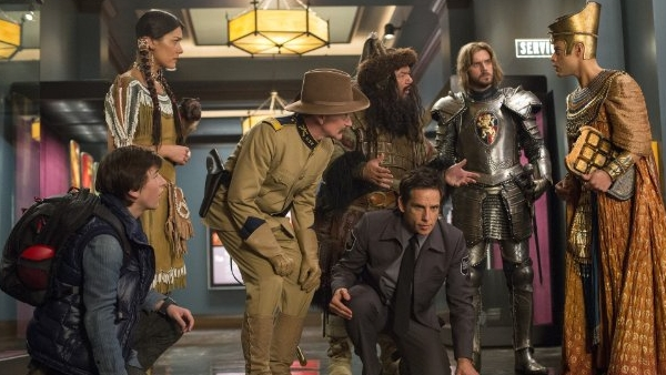 Night at the Museum_Secret of the Tomb Theatrical Header