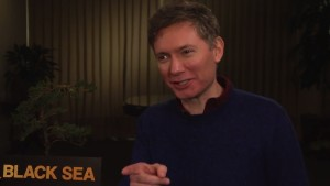 Video Interview…Director Kevin Macdonald on the Intensity and Authenticity of 'Black Sea'