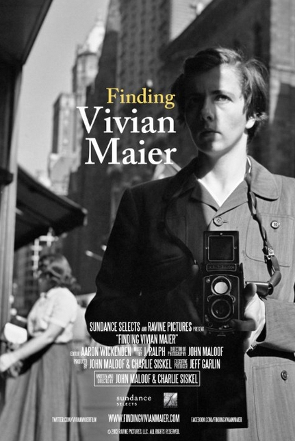 Finding Vivian Maier_ Theatrical