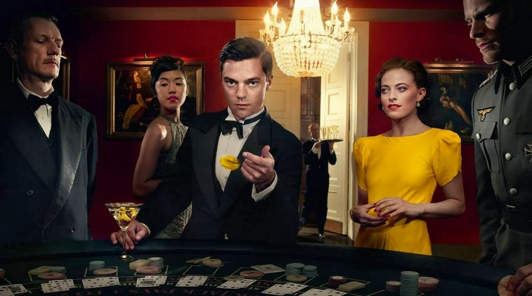 Fleming-The Man WHo Would Be Bond