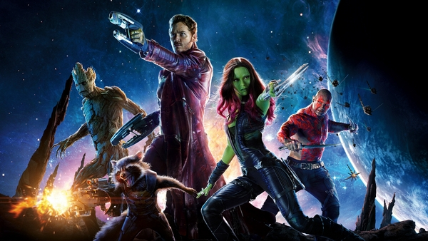 Guardians of the Galaxy2014