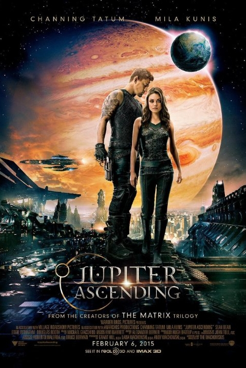 Jupiter Ascending Theatrical