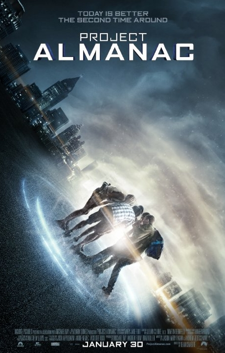 Project Almanac Theatrical