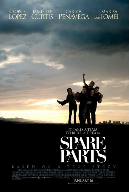 Spare Parts Theatrical