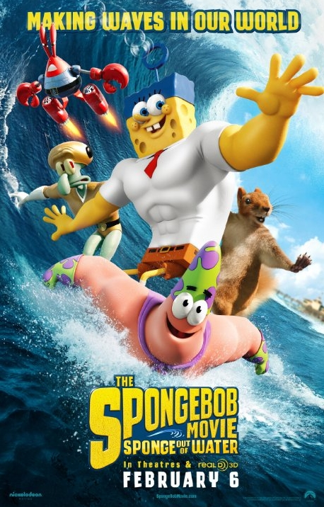 SpongeBob the Movie Theatrical
