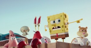 ALL PASSES CLAIMED – Advance Screening Passes to 'THE SPONGEBOB MOVIE: SPONGE OUT OF WATER' in SAN ANTONIO, TX