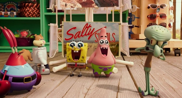 The Spongebob Movie_Banner