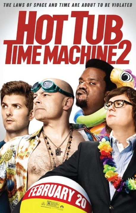Hot Tub Time Machine 2 Theatrical