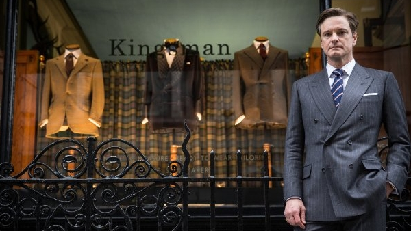 KINGSMAN_The Secret Service Banner