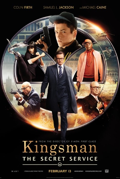 KINGSMAN_The Secret Service Theatrical