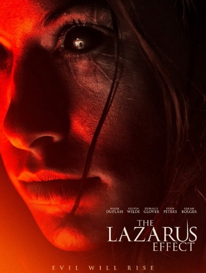The Lazarus Effect Theatrical
