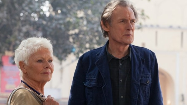 The Second Best Exotic Marigold Hotel Header